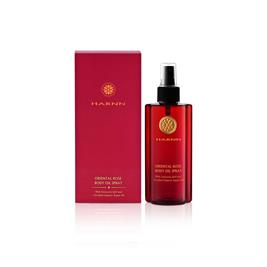NATURAL BODY OIL SPRAY - ORIENTAL ROSE, Körperöl-Spray, 230ml